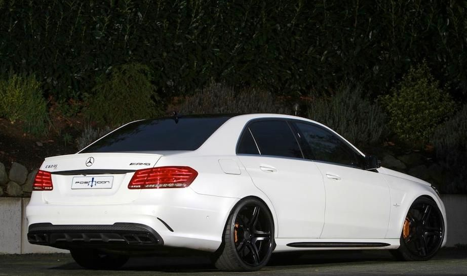 mercedes e63 850 rs posaidon 2 Mercedes E63 AMG vom Tuner Posaidon! 850PS  > 1300NM