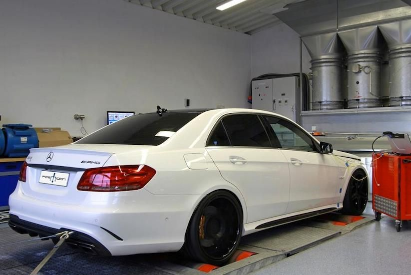 mercedes e63 850 rs posaidon 3 Mercedes E63 AMG vom Tuner Posaidon! 850PS  > 1300NM