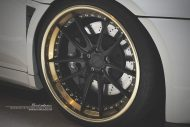 prior design audi r8 24k gold brixton wheels 3 190x127 Audi R8, unterwegs mit 24 Karat Gold Felgen von Brixton Wheels