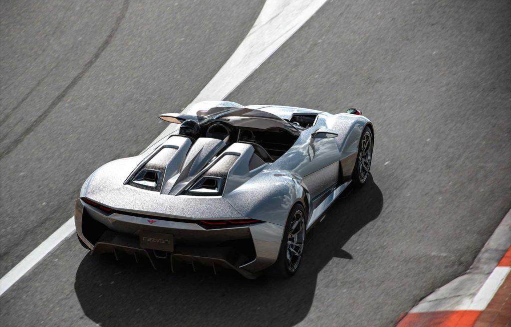 rad beast 500 ariel atom 2 Rezvani Automotive Design kleidet den Ariel Atom ein
