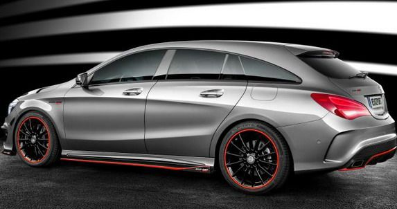 revozport cla shooting brake 2 RevoZport tunt den brandneuen Mercedes CLA Shooting Brake