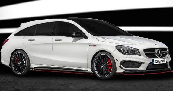 revozport cla shooting brake 3 RevoZport tunt den brandneuen Mercedes CLA Shooting Brake