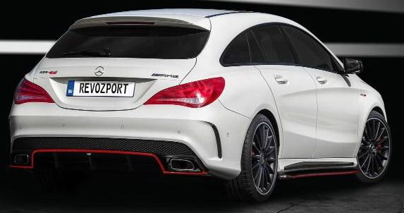 revozport cla shooting brake 4 RevoZport tunt den brandneuen Mercedes CLA Shooting Brake