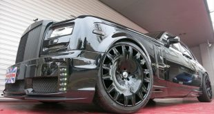 rolls royce office k 1 310x165 Schwarzes Monster von Office K. Tuning am Rolls Royce Phantom