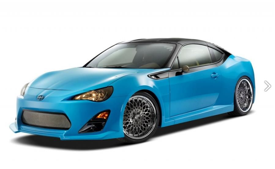 scion tuning cartel customs 2 Scion FR S T1 als Targa! Möglich macht es Tuner Cartel Customs