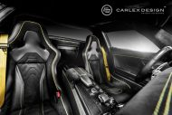 sls amg black series carlex 5 190x127 My Home is my Castle! Carlex Design macht den SLS AMG Black Series edler