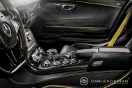 sls amg black series carlex 6 190x127 My Home is my Castle! Carlex Design macht den SLS AMG Black Series edler