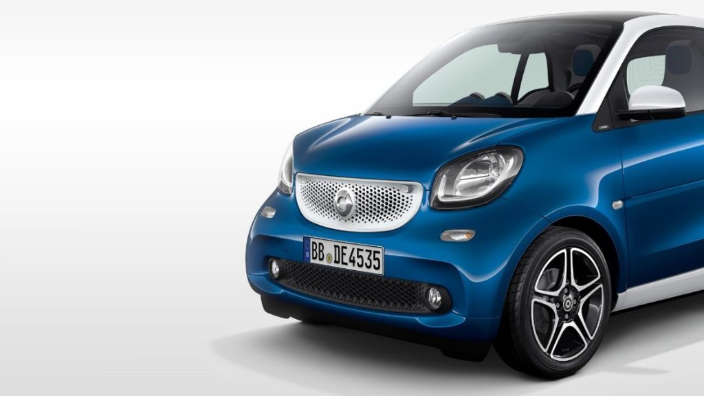 smart fortwo 3 Brabus plant Tuning am Zwerg, Smart fortwo!