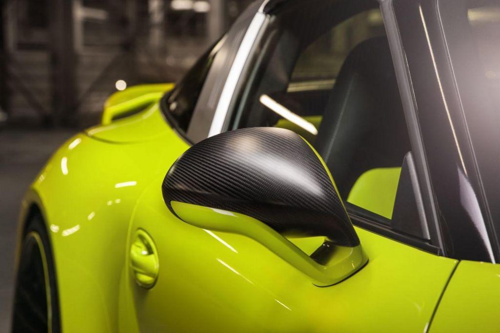 techart porsche 911 targa 2 Techart Tuning am brandneuen Porsche 911 Targa