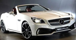 wald internationale mercedes slk 1 310x165 Wald Internationale tunt den Mercedes SLK mit einem Bodykit
