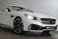 wald internationale mercedes slk 2 190x127 Wald Internationale tunt den Mercedes SLK mit einem Bodykit