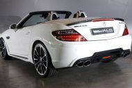 wald internationale mercedes slk 4 190x127 Wald Internationale tunt den Mercedes SLK mit einem Bodykit