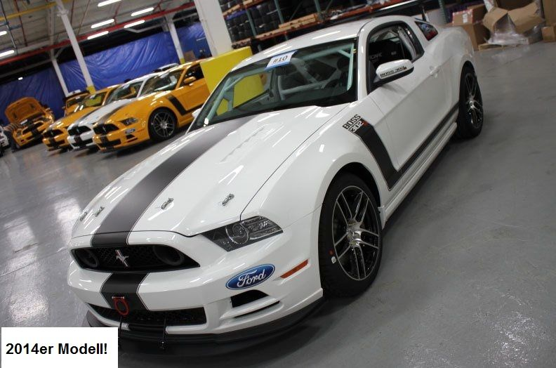 2014 ford mustang boss 2 Ford Mustang Boss 302S ab 2016?
