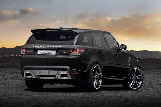 New Body Kit For The Range Rover From The Tuner Caractere Exclusive
