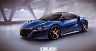 Acura NSX Type R Rendering X Tomi Designs 1 310x165 Acura NSX Type R vom Tuner X Tomi Design