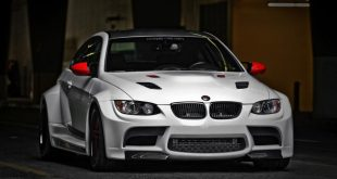 BMW E92 M3 Vorsteiner GTRS3 Wide Body Kit Tuning 3 310x165 Monster   La Chanti Performance Widebody BMW E92 M3