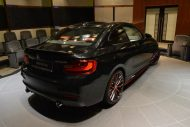 BMW M235i Tuning BMW M Performance Zubehoer 11 190x127 Rot schwarzer BMW M235i F22 mit BMW M Performance Parts