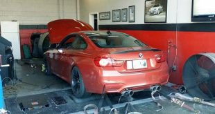 BMW M4 Pure Turbo 1 1 310x165 632PS im BMW M3/M4 durch Pure Turbo Tuning