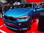 BMW X6 M F86 Long Beach Blue 21 190x143 575PS im Long Beach Blue BMW X6 M F86 der M GmbH
