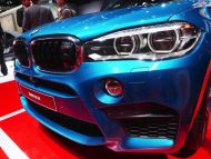 BMW X6 M F86 Long Beach Blue 31 190x143 575PS im Long Beach Blue BMW X6 M F86 der M GmbH