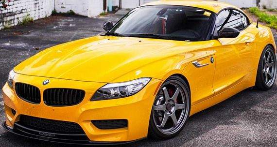 BMW z4 psi 1 PSI (Precision Sport Industries) mit Tuning am BMW Z4