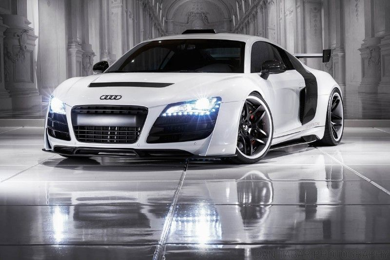 Couture Customs audi r8 1 Der Hingucker! Audi R8 vom Tuner Couture Customs