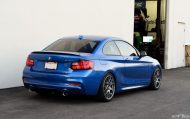 Estoril Blue BMW M235i EAS 6 190x119 BMW M235i dezent getunt von EAS European Auto Source