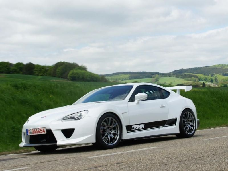 GRMN Sports FR 1 Toyota GT86 Bi Turbo/Kompressor von Gazoo Racing