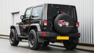 Jeep Wrangler Black Hawk 3 190x107 Kahn Design mit Tuning am Jeep Wrangler Black Hawk