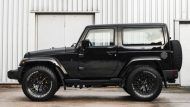 Jeep Wrangler Black Hawk 4 190x107 Kahn Design mit Tuning am Jeep Wrangler Black Hawk