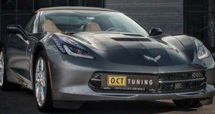 OCT Corvette C7 with Edelbrock 1 310x165 O.CT. Tuning pimpt die aktuelle Corvette C7 Stingray