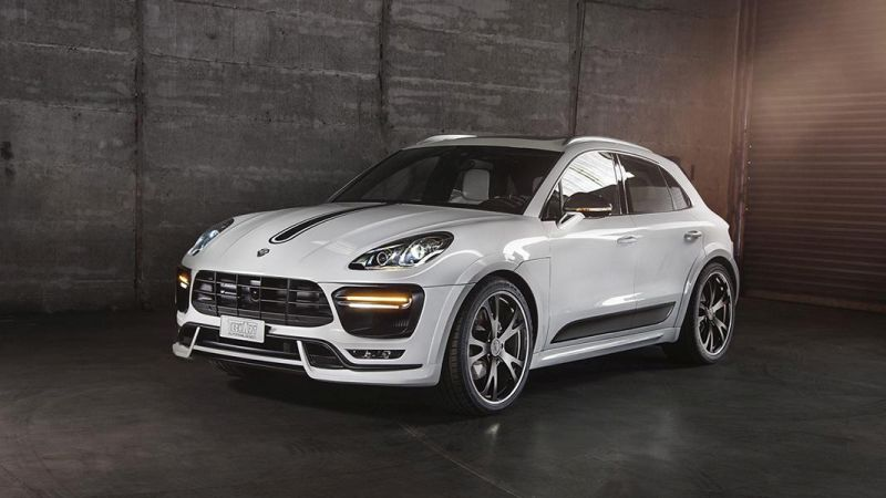 Porsche Macan Techart Aero 1 Tuning Package 1