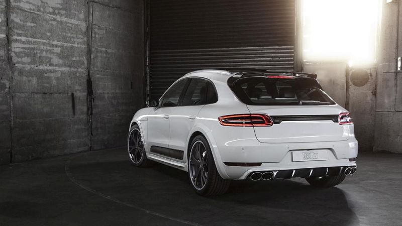 Porsche Macan Techart Aero 1 Tuning Package 3