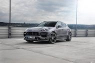 Porsche Macan Techart Widebody Kit 1 190x126 Porsche Macan getunt von Techart (Aero Kit I)