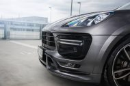 Porsche Macan Techart Widebody Kit 5 190x126 Porsche Macan getunt von Techart (Aero Kit I)