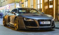Prior Design Audi R8 spot 0 tuning 1 190x114 Extremes Tuning am Audi R8 von Prior Design. AUDI R8 PD GT850