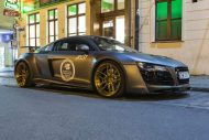 Prior Design Audi R8 spot 0 tuning 2 190x127 Extremes Tuning am Audi R8 von Prior Design. AUDI R8 PD GT850