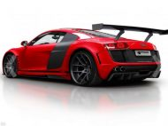 Prior Wide Body Kit audi r8 2 190x142 Extremes Tuning am Audi R8 von Prior Design. AUDI R8 PD GT850