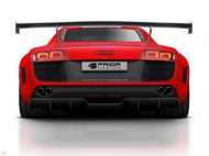 Prior Wide Body Kit audi r8 3 190x142 Extremes Tuning am Audi R8 von Prior Design. AUDI R8 PD GT850