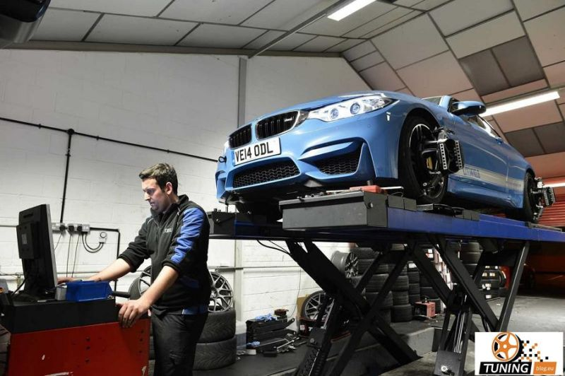 Tuning BMW M4 F82 Coupe Chiptuning Litchfield (1)