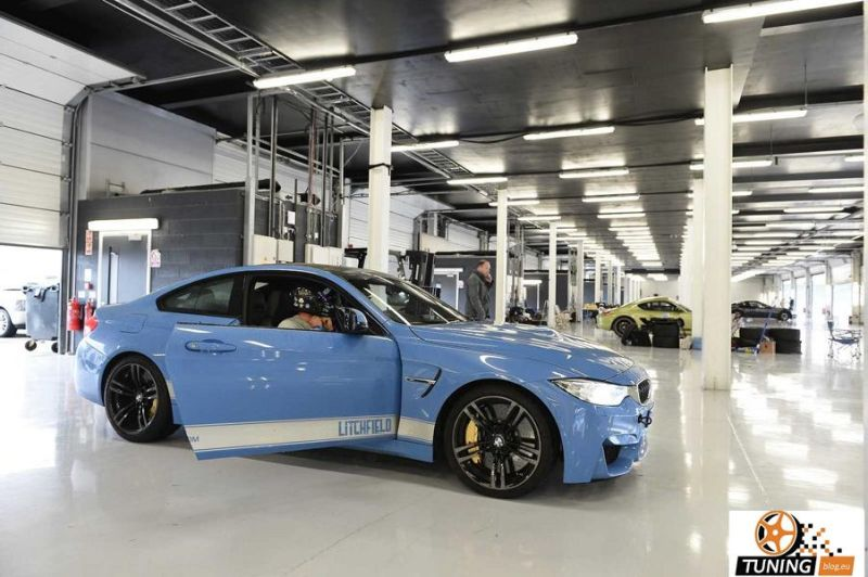 Tuning BMW M4 F82 Coupe Chiptuning Litchfield (2)