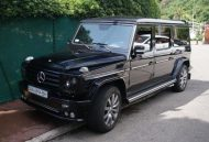 art tuning g55 amg 1 190x129 Mercedes Benz G55 AMG powerd by A.R.T. tuning GmbH