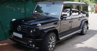 art tuning g55 amg 1 310x165 Mercedes Benz G55 AMG powerd by A.R.T. tuning GmbH