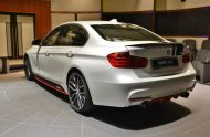 bmw 335i m performance parts 2 190x124 BMW 335i F30 mit BMW M Performance Parts und 340PS