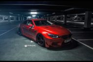 bmw 6er prior design 6 190x127 BMW 6er F12 & F13 mit Bodykit von Prior Design