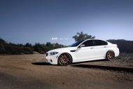 bmw f10 m5 on zito wheels 11 190x127 21 Zoll Zito Wheels auf dem Alpine White BMW M5 F10