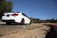 bmw f10 m5 on zito wheels 8 190x127 21 Zoll Zito Wheels auf dem Alpine White BMW M5 F10