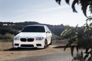 bmw f10 m5 on zito wheels 9 190x127 21 Zoll Zito Wheels auf dem Alpine White BMW M5 F10