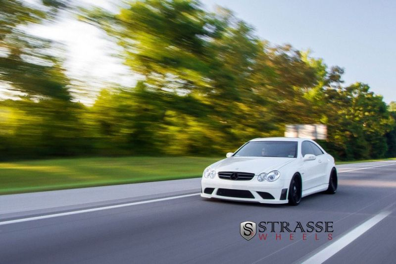 clk black series evosport 1 Evosport pimpt die Mercedes CLK 63 AMG Black Series