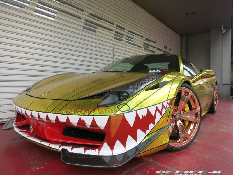 ferrari-458-golden-shark-by-office-k-7